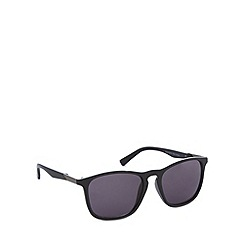 Red Herring - Keyhole square fashion plastic sunglasses