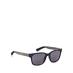 FFP - Grey plastic rectangle sunglasses