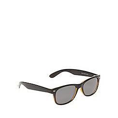 Red Herring - Inner yellow D-frame  sunglasses