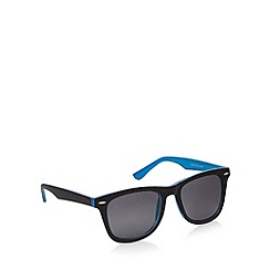 Red Herring - Grey contrast square sunglasses