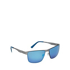Red Herring - Flat sheet metal full frame sunglasses