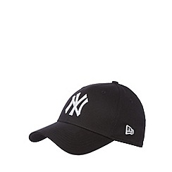 Yankee - Black '39Thirty Yankees' baseball cap