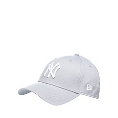 Yankee - Grey '39Thirty Yankees' baseball cap