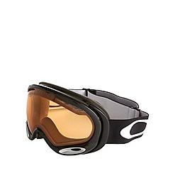 Oakley - Oakley A frame 2.0 ski goggles black