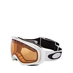 Oakley - Oakley crowbar ski goggles matt white