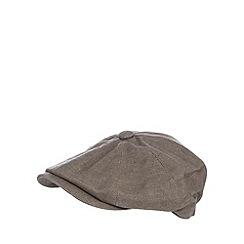 RJR.John Rocha - Grey baker boy cap
