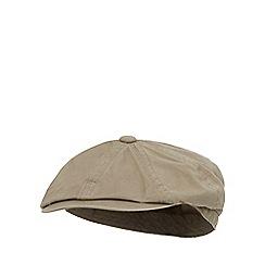 RJR.John Rocha - Khaki baker boy hat