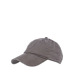 Maine New England - Grey buckle baseball cap