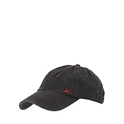 Mantaray - Black baseball cap