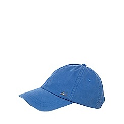 Mantaray - Bright blue baseball cap