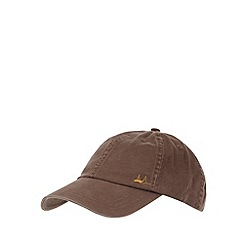 Mantaray - Brown baseball cap