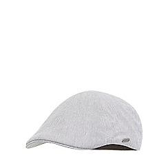 J by Jasper Conran - Grey flat cap
