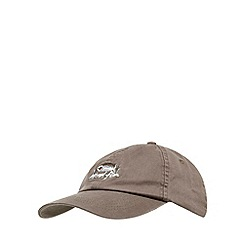 Weird Fish - Khaki logo embroidered cap