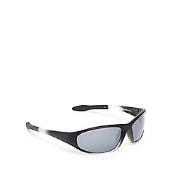 Maine New England - Black wrap-around sunglasses