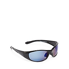 Maine New England - Blue tinted wrap-around sunglasses
