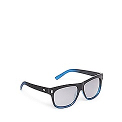 Red Herring - Blue ombre-effect square sunglasses