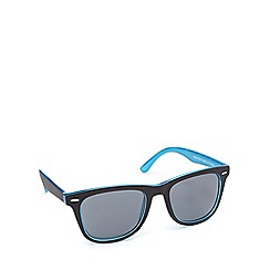 Red Herring - Blue D-frame sunglasses