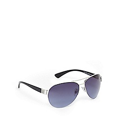 Red Herring - Blue tinted aviator sunglasses