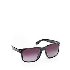 Red Herring - Black square sunglasses