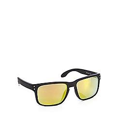 Red Herring - Orange square sunglasses