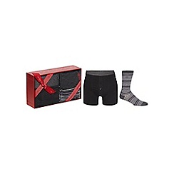 RJR.John Rocha - Boxer shorts and socks gift box