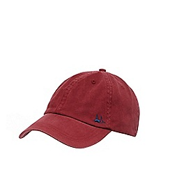 Mantaray - Red baseball hat