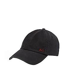 Mantaray - Black baseball hat