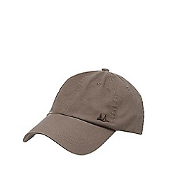 Mantaray - Brown baseball hat