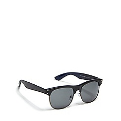 Red Herring - Black clubmasters sunglasses
