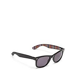 Red Herring - Black D-frame sunglasses