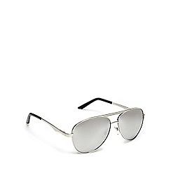 Red Herring - Silver aviator sunglasses
