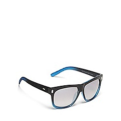 Red Herring - Grey and blue D-frame sunglasses