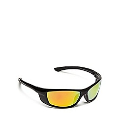 Maine New England - Green tinted sports wrap sunglasses