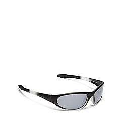 Maine New England - Grey sports wrap sunglasses