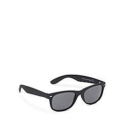 Red Herring - Black square frame sunglasses