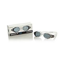 Speedo - Grey 'Futura Biofuse' goggles