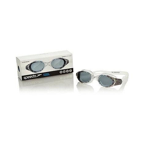 Speedo - Grey +Futura Biofuse+ goggles