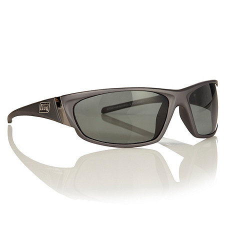 Dirty Dog - Grey +Stoat+ visor sunglasses