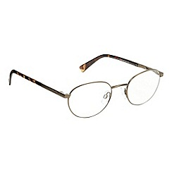 Polaroid - Olive tortoiseshell framed reading glasses
