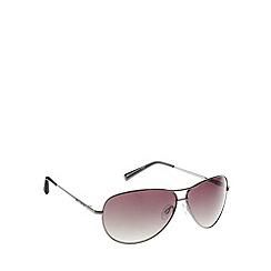Bloc - Navigator gunmetal sunglasses -  F180