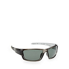 Bloc - Polarized delta crystal black sunglasses - P45