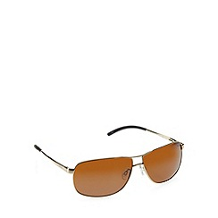 Bloc - Polarized copperhead gold sunglasses - P918