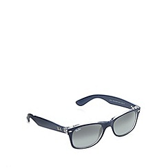 Ray-Ban - RB2132 new wayfarer blue crystal sunglasses