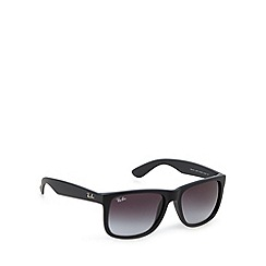 Ray-Ban - RB4165 justin black sunglasses