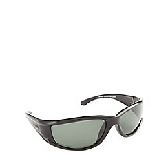 Dirty Dog - Polarized banger black sunglasses - 52844