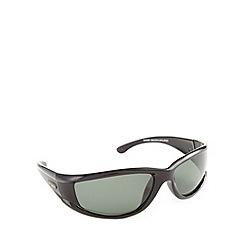 Dirty Dog - Polarized banger black sunglasses - 52844
