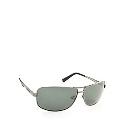 Dirty Dog - Steed gunmetal  sunglasses - 52888