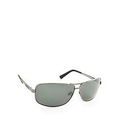 Dirty Dog - Steed gunmetal  sunglasses - 52888
