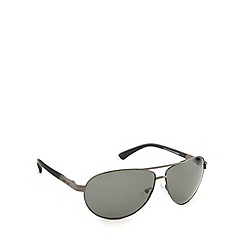 Dirty Dog - Polarized wicked gunmetal sunglasses - 53174