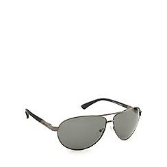Dirty Dog - Polarized wicked gunmetal sunglasses - 53174